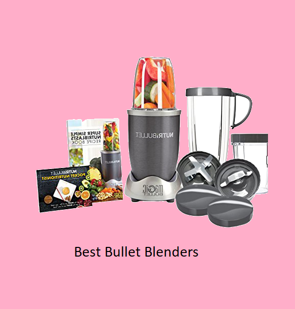 Best Bullet Blenders Of 2020 Reviews