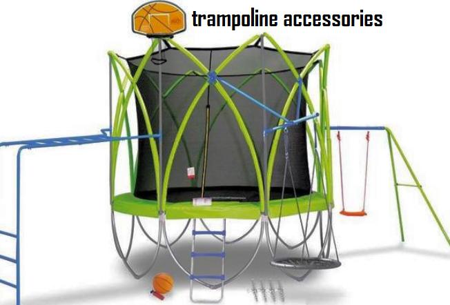 Trampoline Accessories — Add Fun for Your Jumper