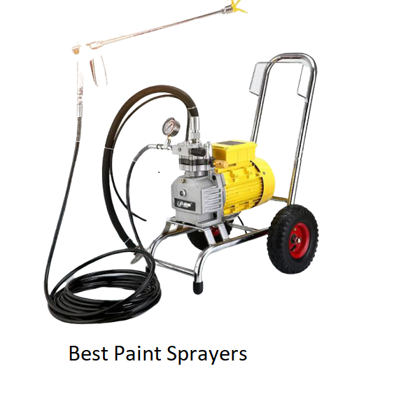 Best Paint Sprayers For The Money