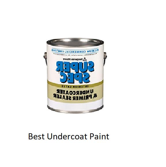 Best Undercoat Paint In 2021 Reviews