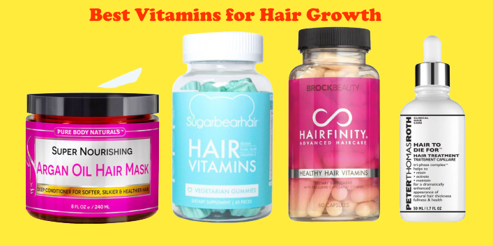 The Best Vitamins for Hair Growth Reviews in 2020