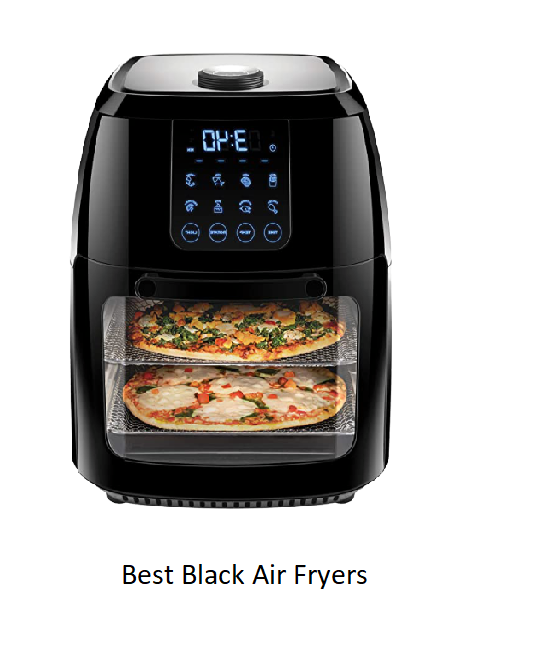 The Best Black Air Fryers Of 2020 Evaluations